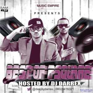 DJ Darrex - Best of P-Square Mix